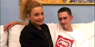 Hot MILF and young Dude
